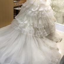 プラン内のドレスでも安っぽくないです