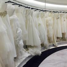 どのドレスも本当に素敵でした。