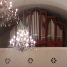 札幌で2番目に大きなオルガン