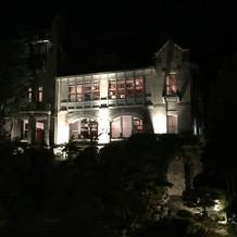 夜の迎賓館