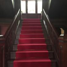鳳凰のへ続く階段