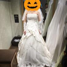 プラス3万円ドレス