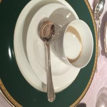 ブラウンマッシュルームのスープ
