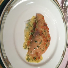 魚料理は鮭