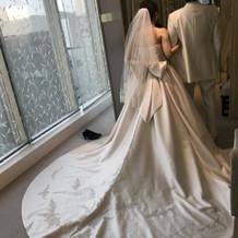 インスタで見たドレスもありました。