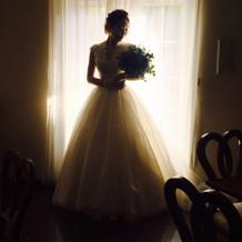 イタリアのドレス