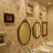 トイレも可愛い