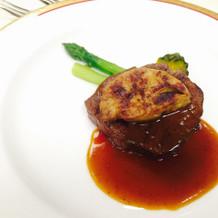 国産牛ヒィレ肉ステーキ