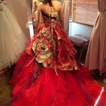 和ドレス2