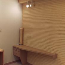 新婦控え室①