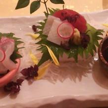 和食の料理人さんもいらっしゃるそうです!