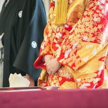 羽織袴、色打掛(提携店にてレンタル)