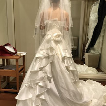 とっても素敵なドレスです