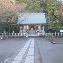 提携の久本神社
