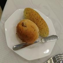 食べ放題のパン☆