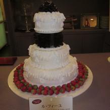 ケーキ(追加料金有)