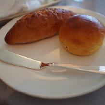 パンもおいしかったです