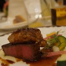 お肉料理がかなり好評でした。