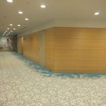 廊下もオシャレです。