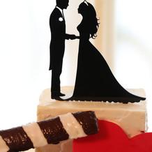 完全オリジナルケーキ