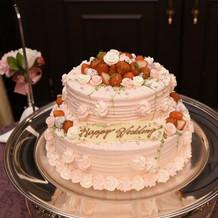 凄く美味しいケーキでした