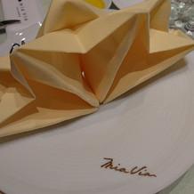 テーブルデザイン
