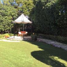 ガーデン、写真スポット