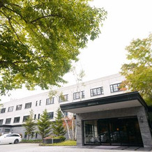 格式高い旧軽井沢ホテル