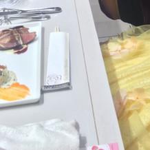 鴨のステーキ