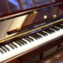レンタルしたピアノ