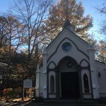 旧軽井沢教会