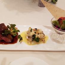 魚料理が特に美味しかったです!