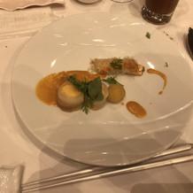 珍しい料理でしたが美味しかったです。