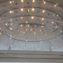チャペルか天井