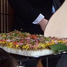 寿司カット