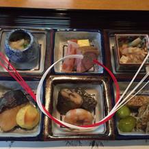 16000円コースの前菜?