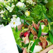 色とりどりの軽井沢の野菜
