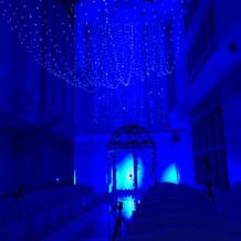 天井のライトもすごく綺麗です