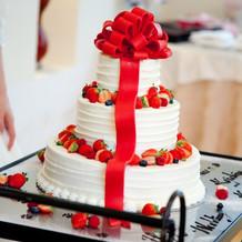 可愛いだけじゃなく美味しいケーキ