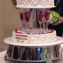 こだわりのケーキを作ってくれます!