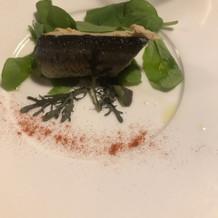 秋刀魚の炙り