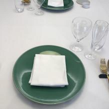 試食時のテーブルセット