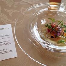 オマール海老です とても美味しかったです
