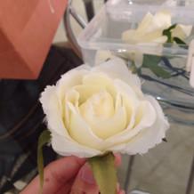お花を借りるはお金が必要でした。