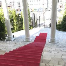 ホワイトハウス大階段