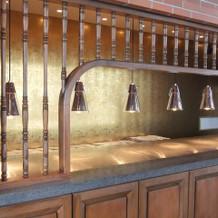 マグノリア オープンキッチン