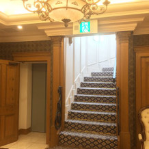 階段も雰囲気があります