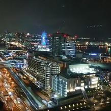 夜景も素晴らしいです!