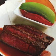 写真よりお肉が薄かったが、美味しい