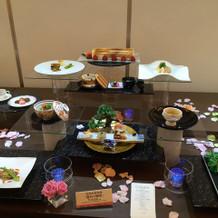 和洋料理18000円コース
